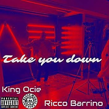 Take you down (feat. Ricco Barrino)