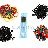 100 Tattoo O-rings 100 Rubber