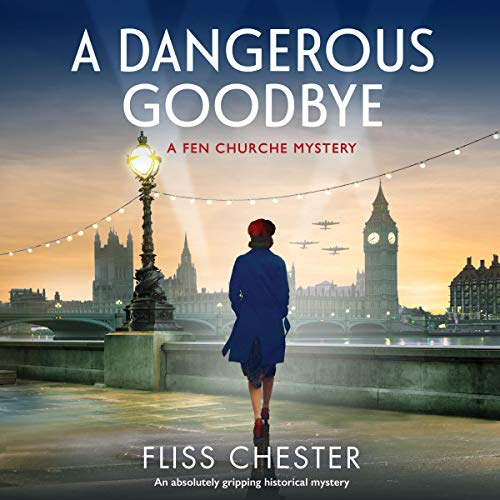 Couverture de A Dangerous Goodbye