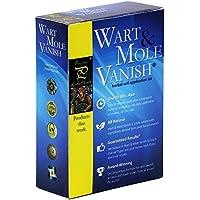 Wart & Mole Vanish - Kit Para Eliminar Verrugas Y Lunares - Elimina Las Verrugas Y Lunares De Forma Natural Y Eficaz - Kit Completo De Eliminación De Todo Tipo De Verrugas