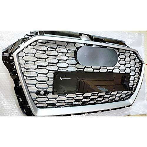 DFYYQ Parrilla de Parachoques Delantero de la Parrilla de Parachoques para Audi A3 / S3 8V...