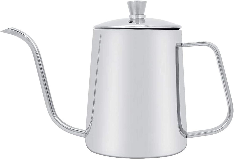 Stainless Steel Coffee Pot 550ml Gooseneck Popular brand wholesale Long