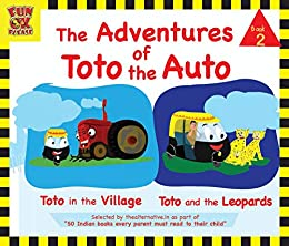 The Adventures of Toto the Auto: Book 2