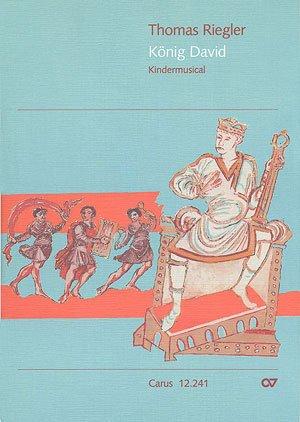 König David : Kindermusical für Kinderchor, Solisten und Sprecher, Partitur