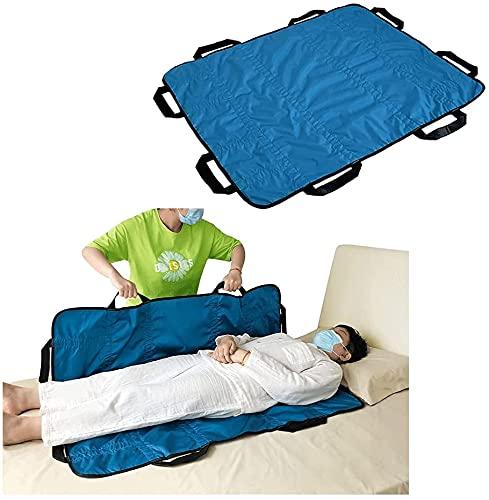 Tabla de transferencia deslizante paciente dispositivos asistencia para la cama cinturón transferencia asistente transporte pacientes tabla deslizante posicionamiento bariátrico ayuda cuidador