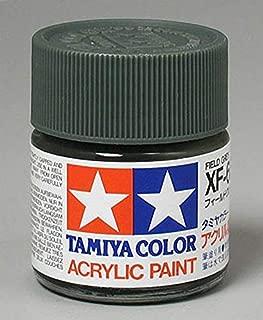 Tamiya America, Inc Acrylic XF65, Flat Field Grey, TAM81365