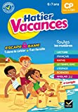 Cahier de vacances du CP vers le CE1 6/7 ans