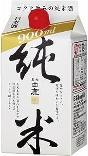 黒松白鹿 純米 [ 日本酒 兵庫県 900ml ]