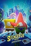 GUANGMANG Jigsaw Puzzle 1000 Pieces Carteles De Películas La Película Bob Esponja: Sponge On The Run Rompecabezas,Rompecabezas para Suelo, Niños Y Adultos,75X50Cm