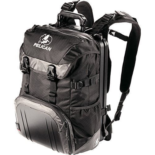 Pelican ProGear S100 Sport Elite Laptop Backpack for 15-Inch Ultrabooks /17-Inch Laptops (Black)