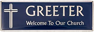 church greeter name tags