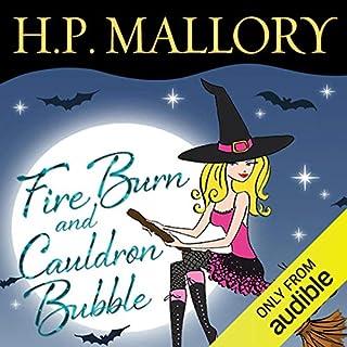Fire Burn and Cauldron Bubble cover art