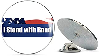 I Stand with RAND (Paul Conservative Tea) Metal 0.75