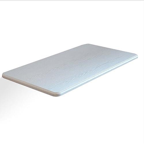 NAN Table Pliante Blanche Table Pliante Murale, Table Pliante pour Cuisine et Salle à Manger 2 Tailles (Taille   60  30cm)