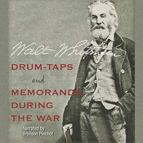 Page de couverture de Drum-Taps and Memoranda During the War