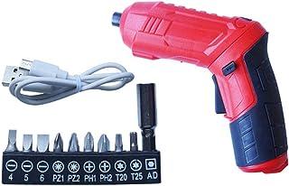PINH - Atornillador eléctrico con batería (11 tornillos,