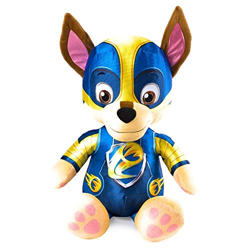 PAW PATROL 6046554 Pups Jumbo Mighty Chase Plüschtier