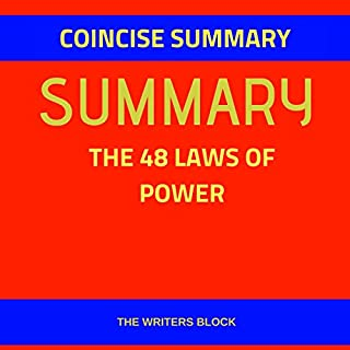 Concise Summary: The 48 Laws of Power audiobook cover art