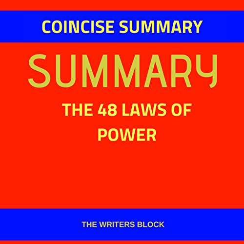 Concise Summary: The 48 Laws of Power cover art