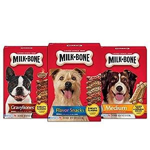 Milk-Bone Flavor Snacks Dog Treat, Variety Pack