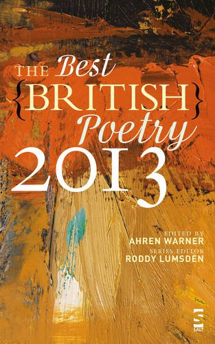 Warner, A: The Best British Poetry 2013