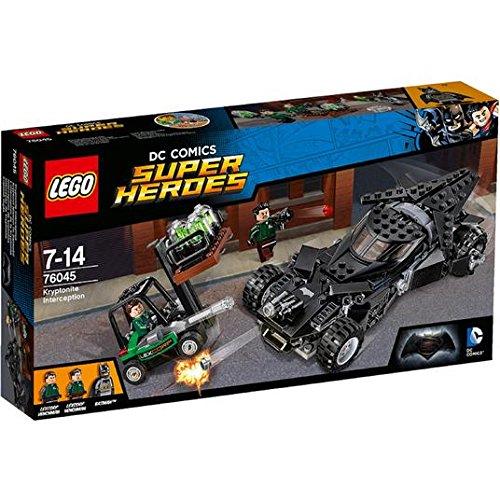 LEGO Super Heroes Batman vs Superman 76045 7 +