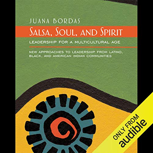 Soul, Salsa and Spirit audiobook cover art