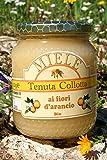 Miele d'arancio Biologico 500g - 100% Italiano - Prodotto in Sicilia