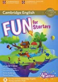 Fun for Starters Student's Book with Online Activities with Audio and Home Fun Booklet 2 [Lingua inglese]