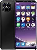 WWJ Celular Desbloqueado, Smartphone P40 Android, 1 GB de RAM 4 GB ROM, Tela cheia de 6,1 polegadas, 3GWCDMA: 850/2100 MHz, Dual SIM
