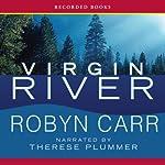 Virgin River audiobook cover art