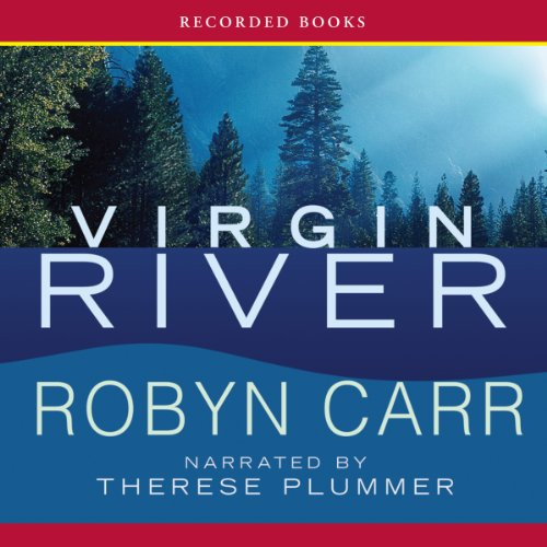 Virgin River  audiobook cover art