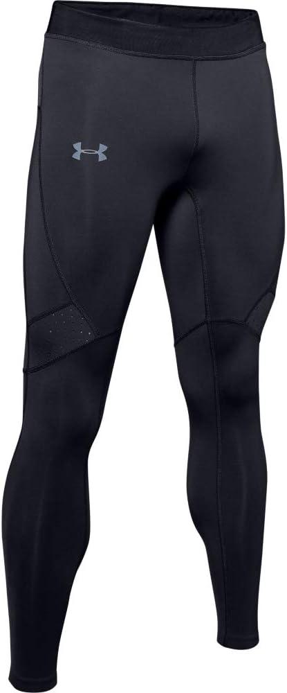 Under Armour Mens Qualifier ColdGear Tight Ankle Legging