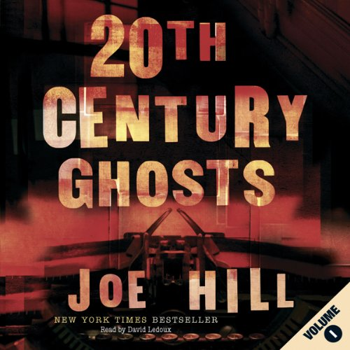 20th Century Ghosts, Volume 1 cover art