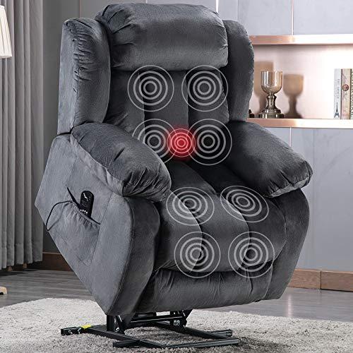 ANJ Power Massage Lift Recliner Chair