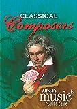Alfred Music 38799 Cartes à jouer - Compositeurs...