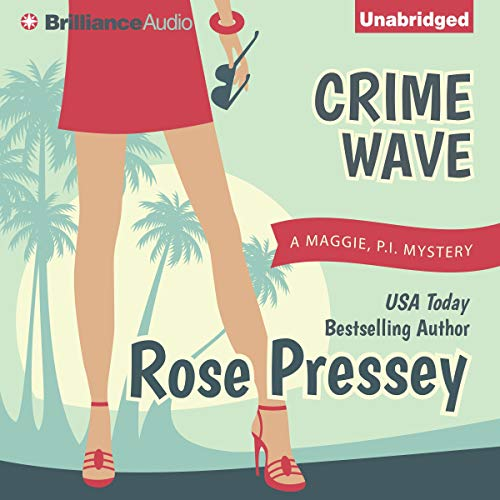 Crime Wave  By  cover art