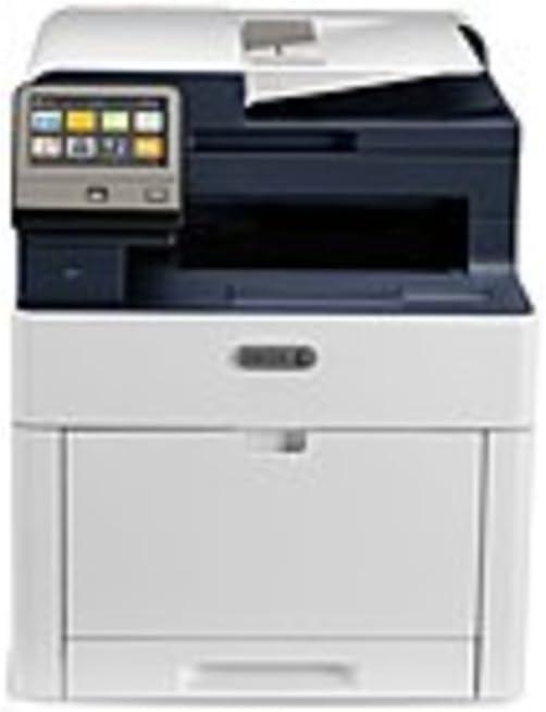 Xerox WorkCentre 6515/DNI Laser Multifunction Printer - Color - Copier/Fax/Printer/Scanner - 30 ppm Mono/30 ppm Color Print - 1200 x 2400 dpi Print - Automatic Duplex Print (Renewed)