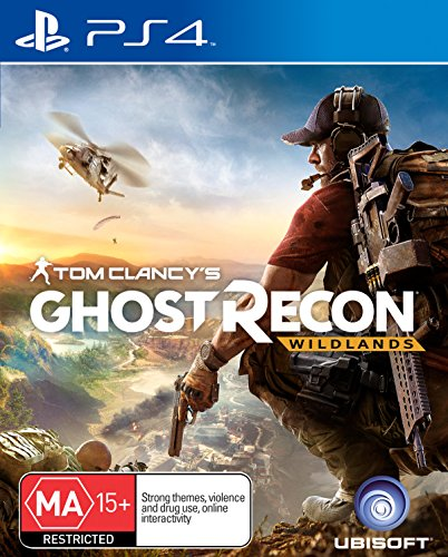Tom Clancy's Ghost Recon Wildlands PS4 Playstation 4