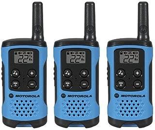 Motorola Weatherproof 16 Mile Range Two Way Radio (3-Pack)