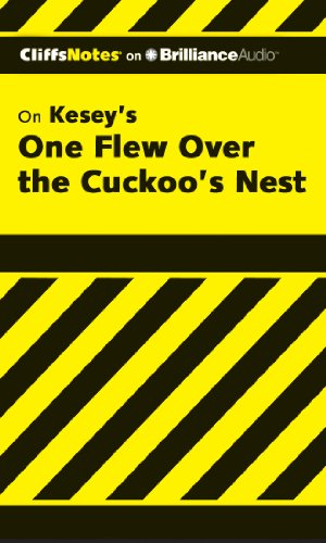 One Flew Over the Cuckoo's Nest CliffsNotes