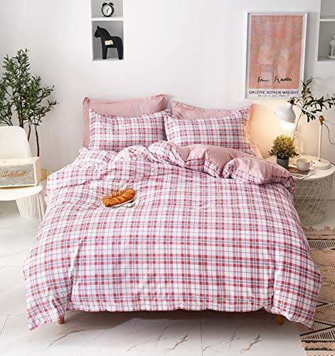 NKJSANFOI Fashion Simple Style home bedding sets bed linen duvet cover flat sheet Bedding Set Winter Full King Single Queen,bed set