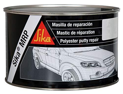 Sika MRP Soft Masilla para soportes zincado y aluminio, 1 kg