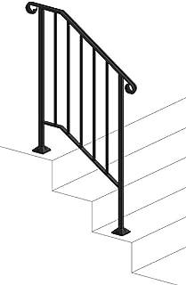 Best rod iron hand railing Reviews
