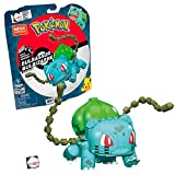 Mega Construx Pokemon Bulbasaur Construction Set, Building Toys for Kids (GVK83)