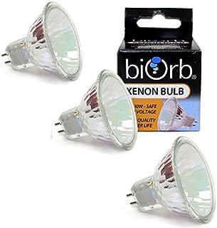 biOrb Replacement 10 Watt Halogen Bulb, Three Pack Bundle