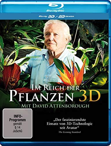Im Reich der Pflanzen 3D - mit David Attenborough (inkl. 2D-Version) [3D Blu-ray]