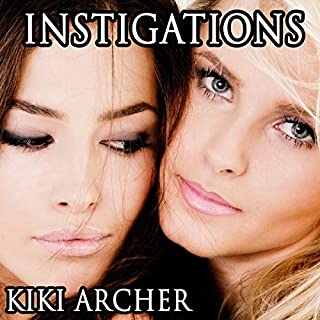 Instigations cover art