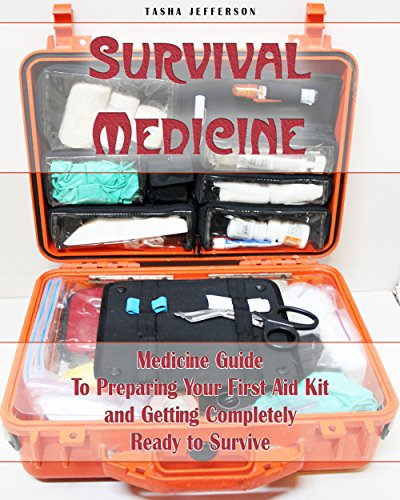 Survival Medicine: Medicine Guide To Preparing Your First Aid Kit and Getting Completely Ready to Survive (English Edition)