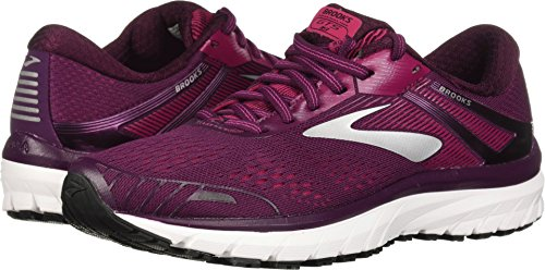 Brooks Adrenaline GTS 18 Purple/Pink/Silver 6